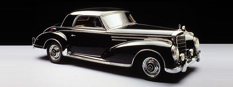 Mercedes benz history
