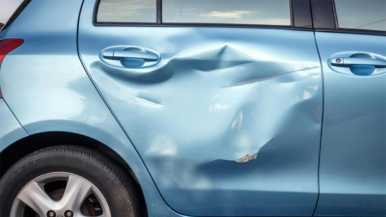 4 Diy Steps To Fix Car Dent Effectively At Home Car From Japan