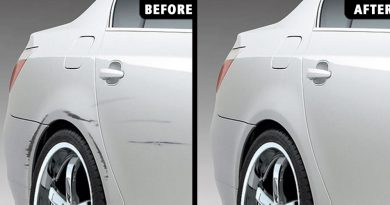 fix dents and scratches on cars