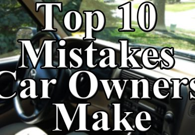 10 Common Mistakes Many Car Owners Make