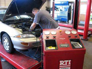 Automotive air conditioning repair expert
