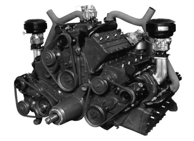 Automobile Engine Sensors