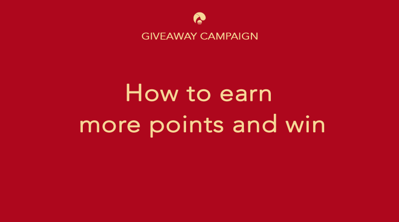How to earn more points