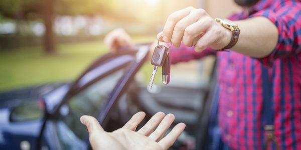 Lend A Friend Your Car