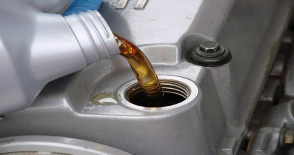Change Oil Regularly
