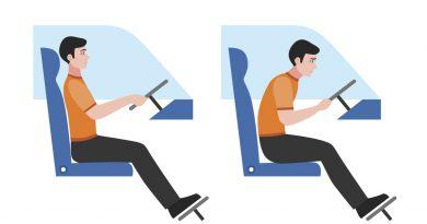Improve driving postures