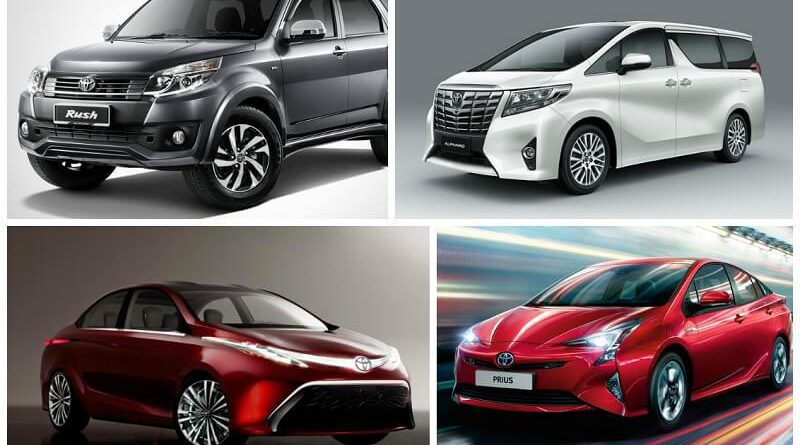 reasons to buy Toyota