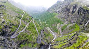 trollstigen norway