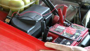 Change car battery for the safety of the car