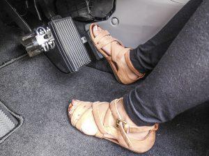 brake foot