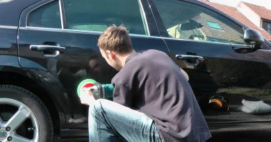 How to Polish a Car Professionally