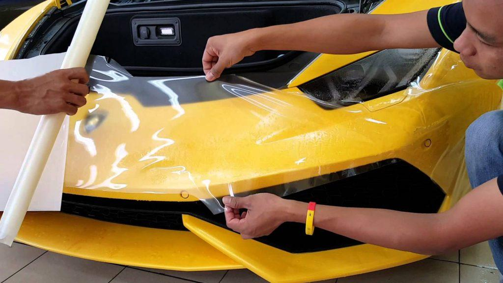 Do you know about how to protect car paint by using Synthetic coating