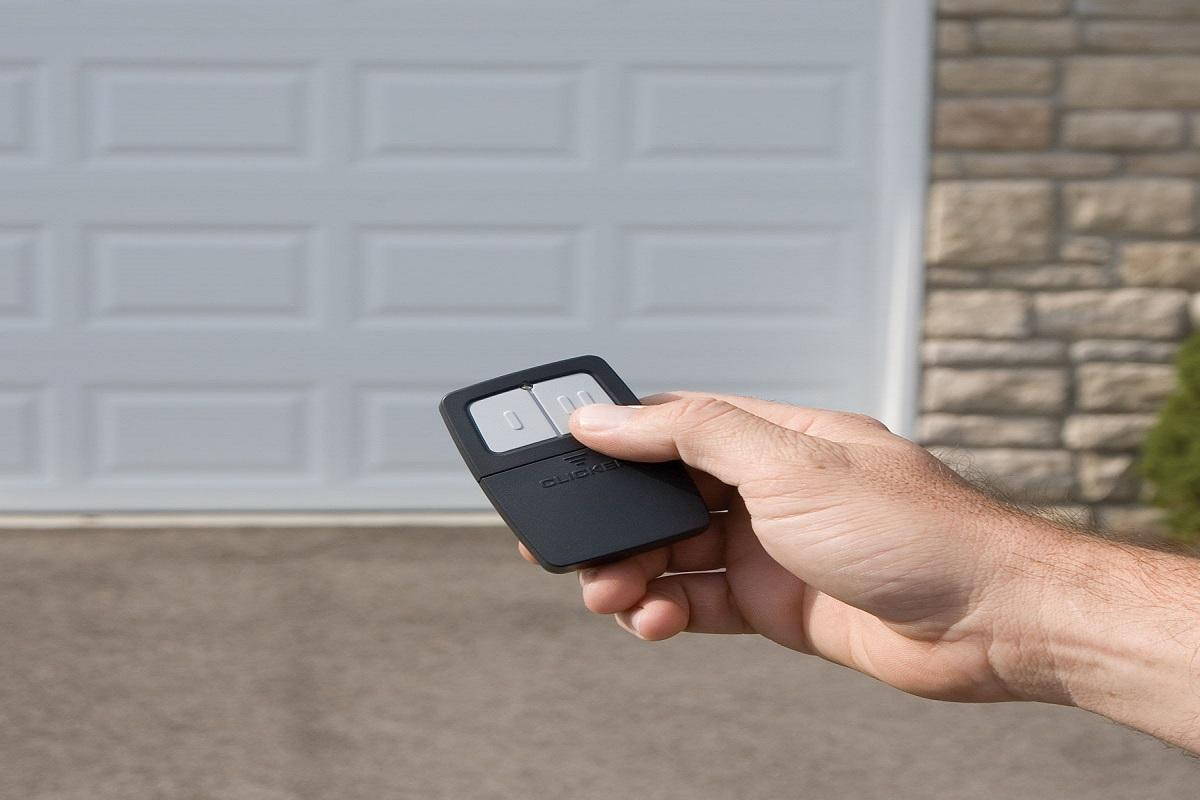 car safety electronic garage door