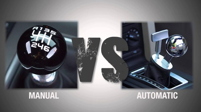 manual transmission vs automatic