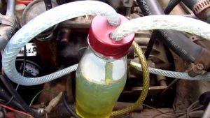 Water Contaminated Petrol Problem safety