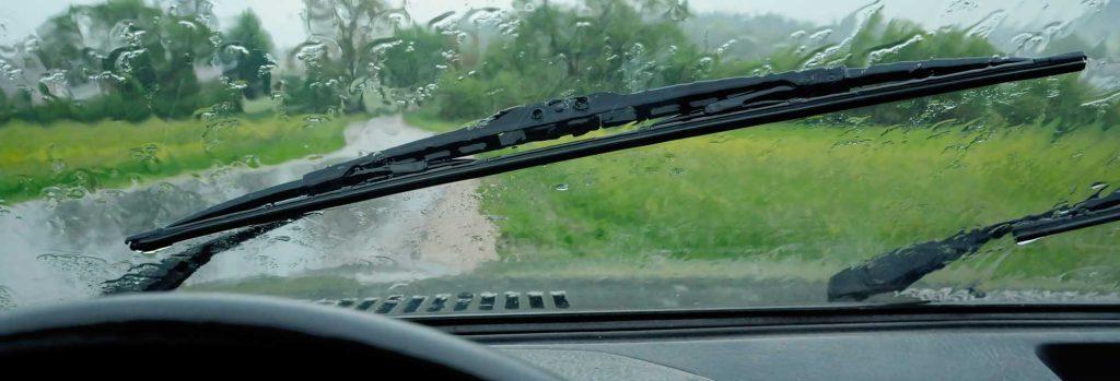 How to fix windshield wiper