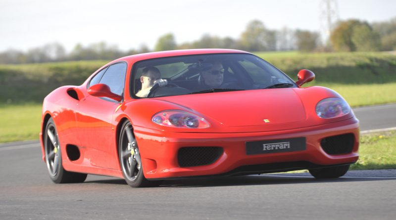 Approximate Annual Cost to Own a Ferrari