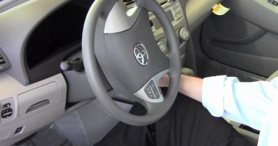 How To Unlock Steering Wheel In your car