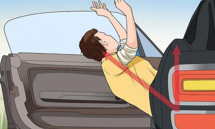 jump angle of car
