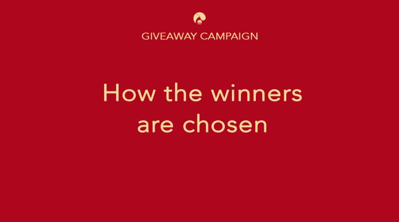 how-winners-are-chosen