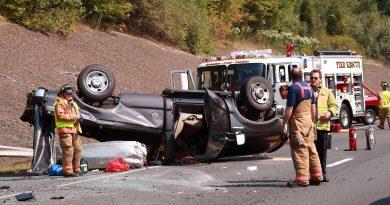 avoid rollover accident