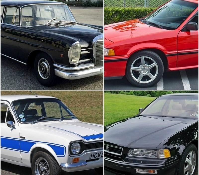 The Nine Best Cars Never See on the Road Anymore - CAR FROM JAPAN