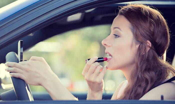 bad driving habits