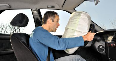 Airbag vehicle safety rules