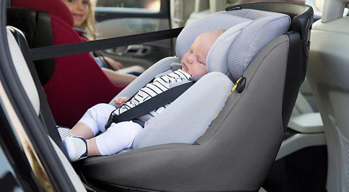 Kids Airbag safety