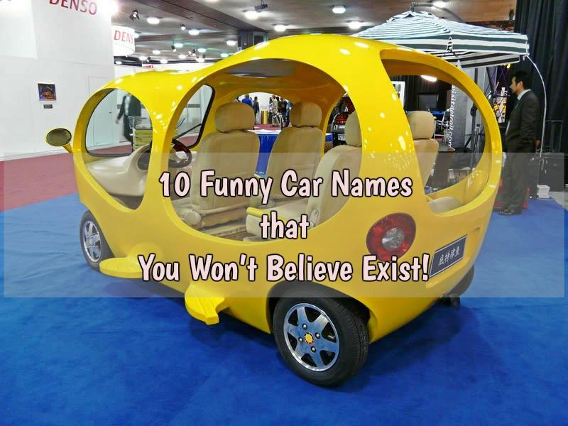 10 funny car names that you won t believe exist car from japan