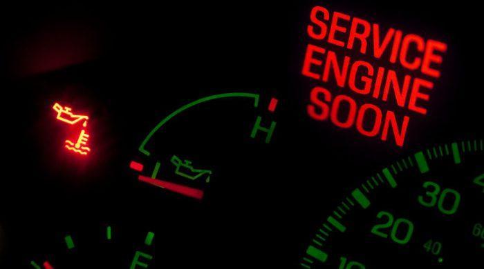 car engine failure