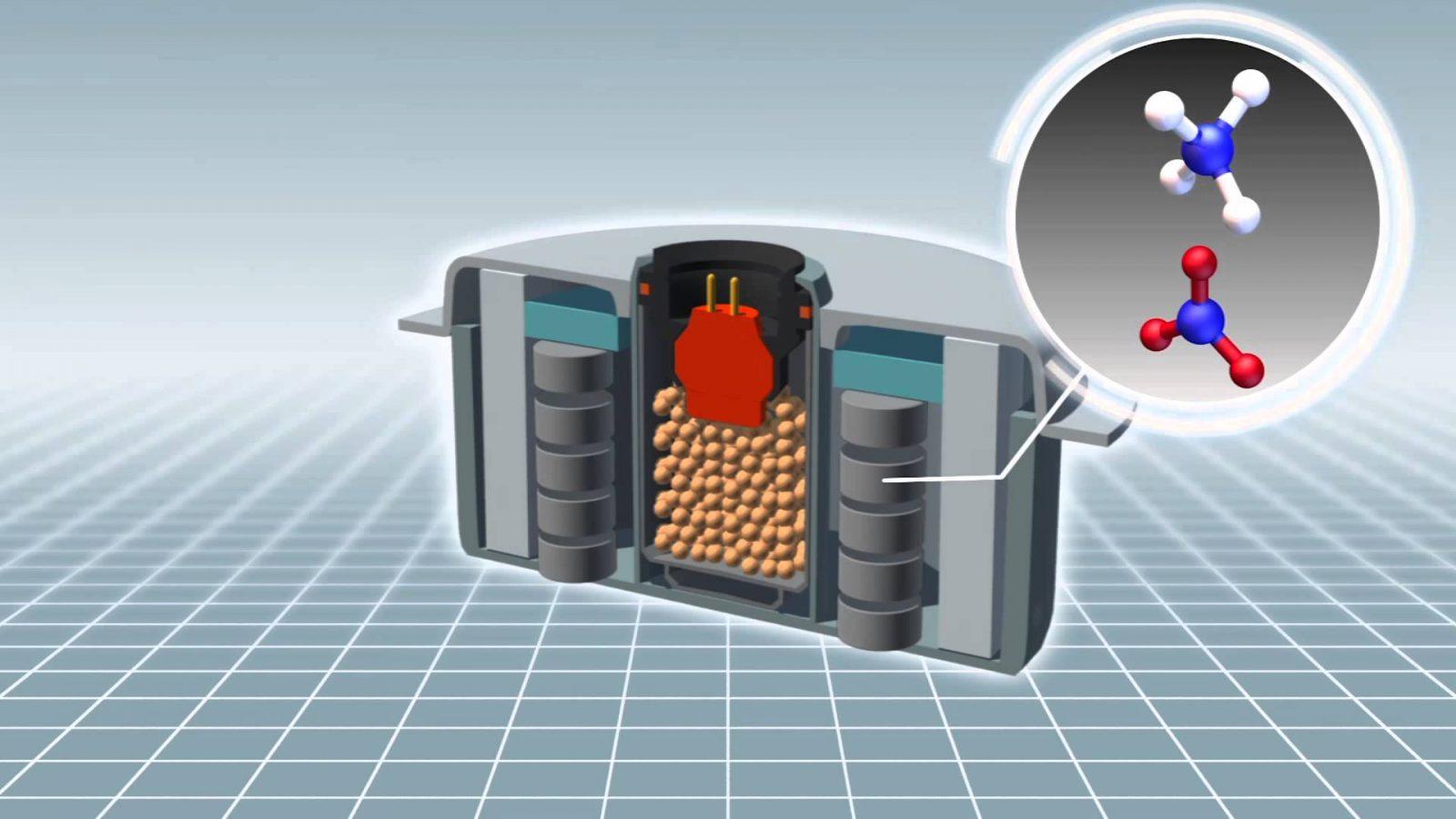 airbag propellant