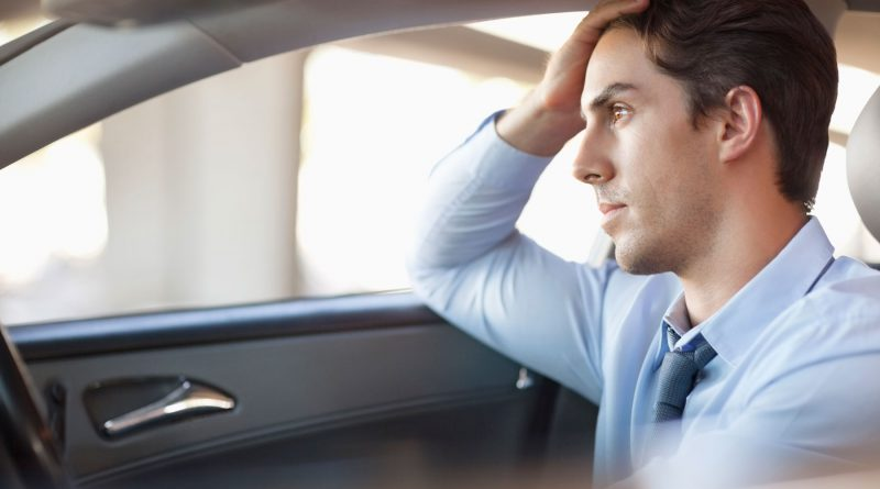 Avoid stress driving
