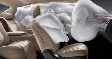Airbag deployment conditions