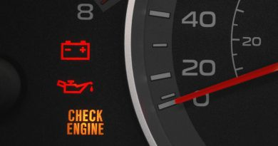 Know about Car dashboard warning lights