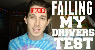 People who failed driving test