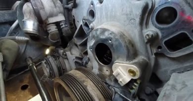 Variable valve timing solenoid issues