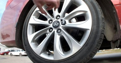 Find out how to remove rounded lug nuts