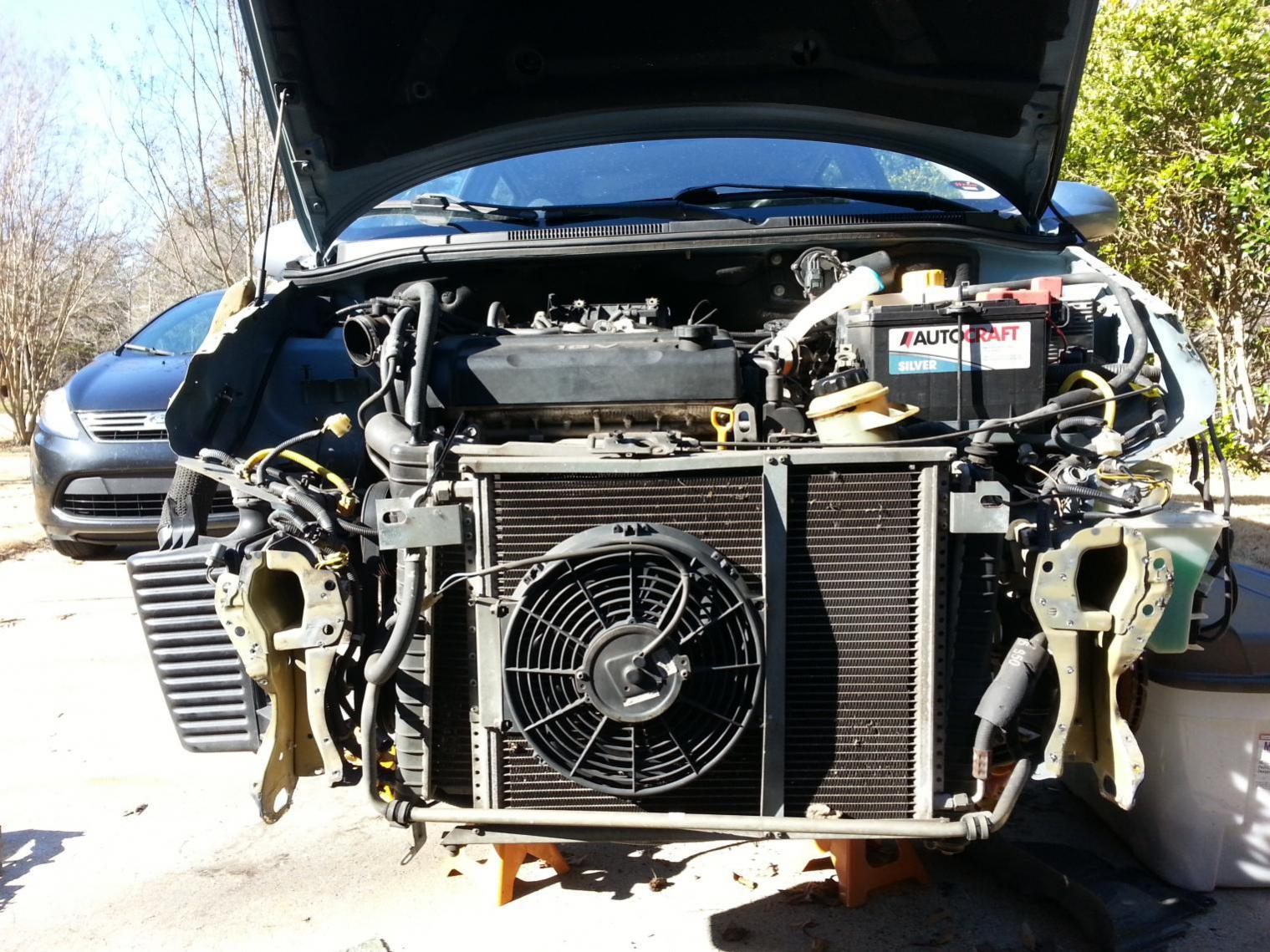 Car Radiator Heating Up 5 Fan Problems That Yo Need To Engine Diagram Few