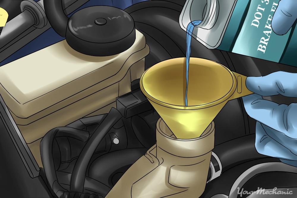 signs of low clutch fluid
