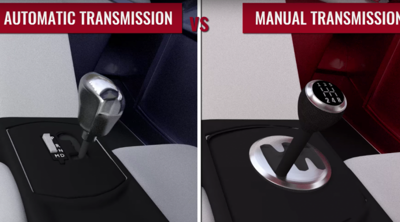 Manual vs Automatic Car Safety