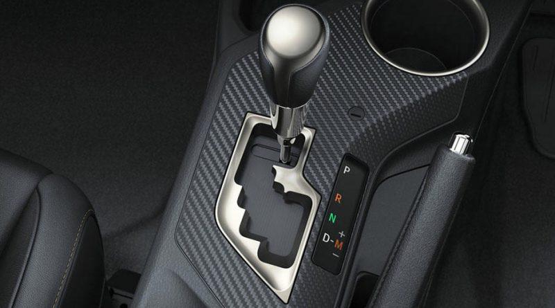 Automatic transmission type