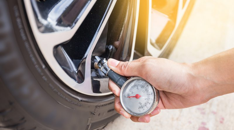 Learn about low tire pressure effects