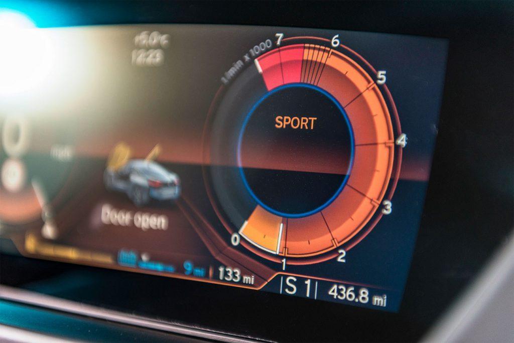sport mode in cars