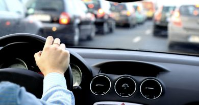 Find some weird driving facts