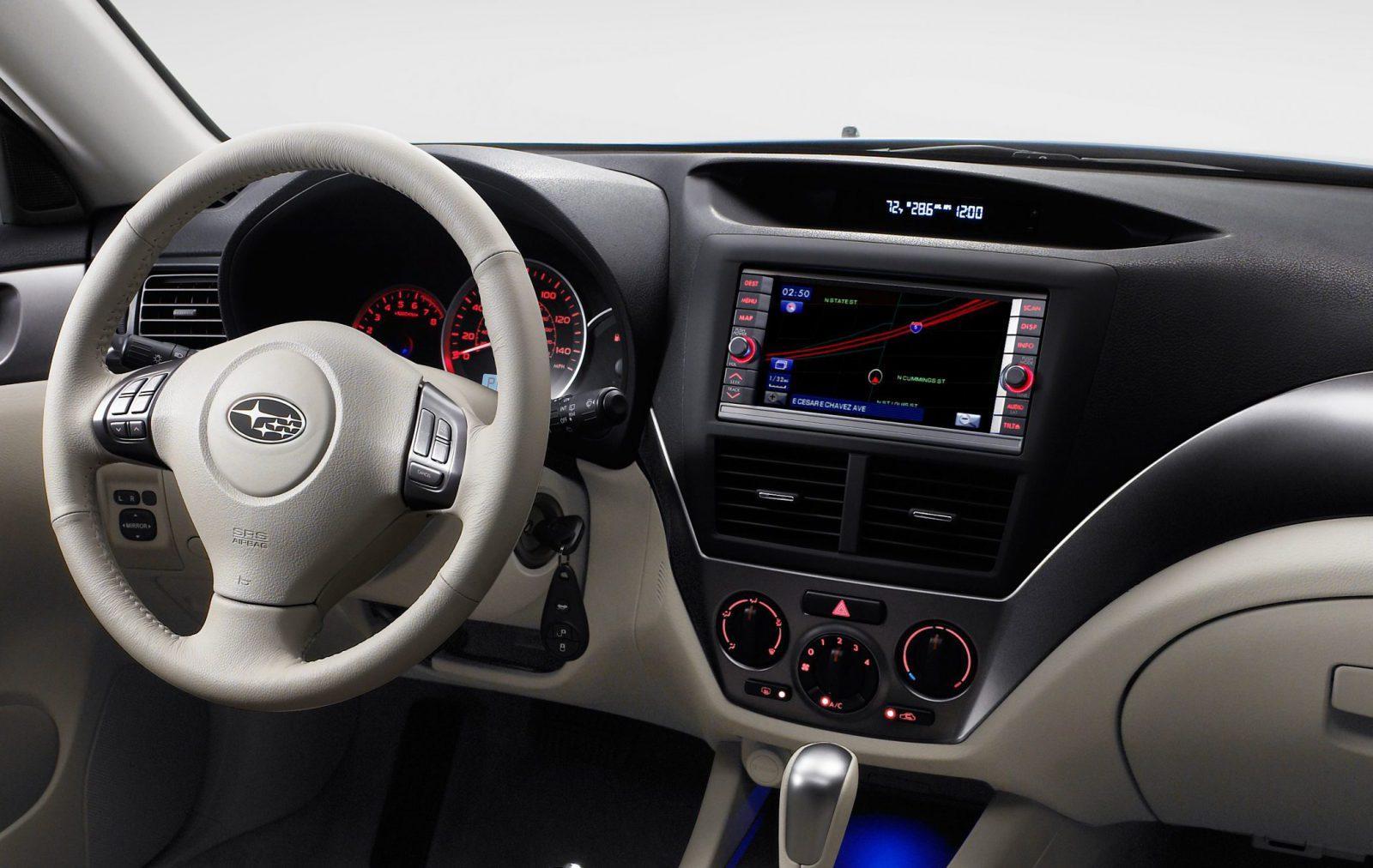 Subaru Impreza 2011 review