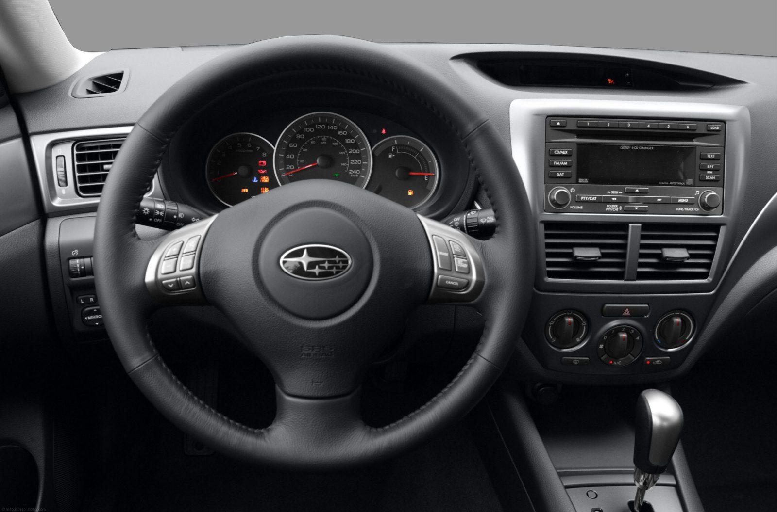 2011 subaru impreza sedan 2 5 i 4dr all wheel drive sedan interior driver side car from japan. Black Bedroom Furniture Sets. Home Design Ideas