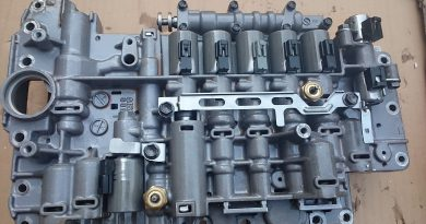 Know about transmission valve body