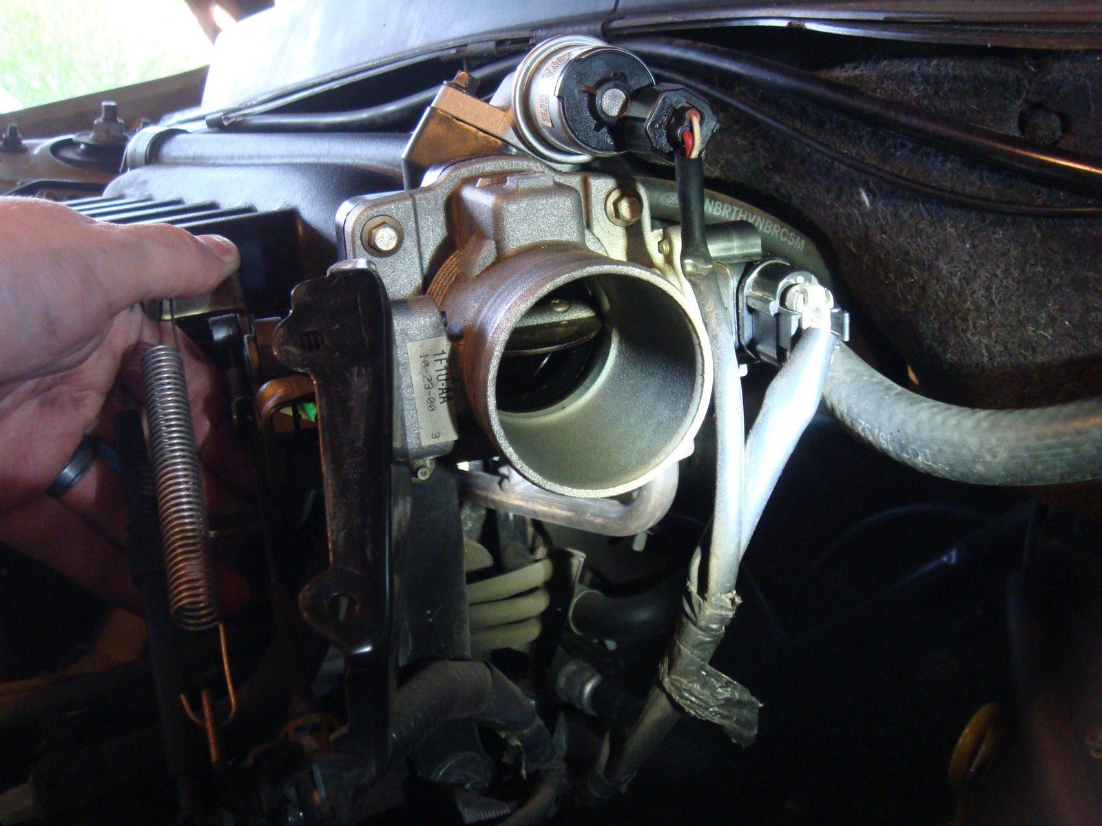 Throttle Position Sensor Symptoms- Ways to Find A Faulty One