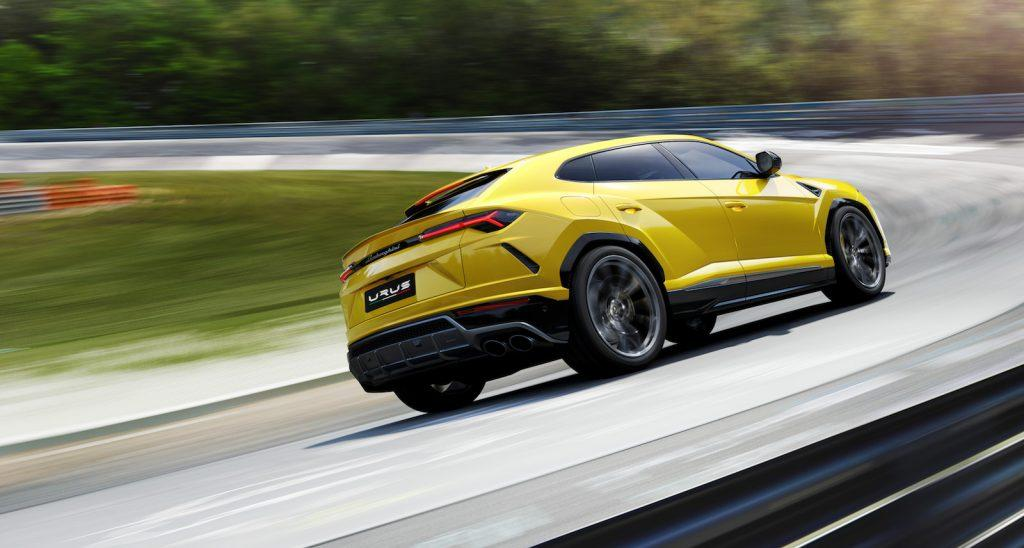 Buy 2019 Lamborghini Urus